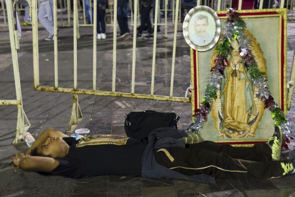 En el caso de Dominga Guzmán Sánchez, una señora de...