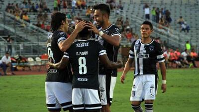 Monterrey venció a Morelia en partido de preparación