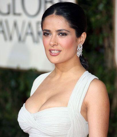 Salma HayekAunque siempre se ha vestido bien, fue hasta que esta mexican...