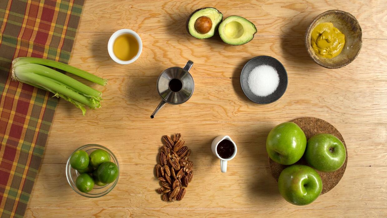 Ingredientes Ensalada Apio