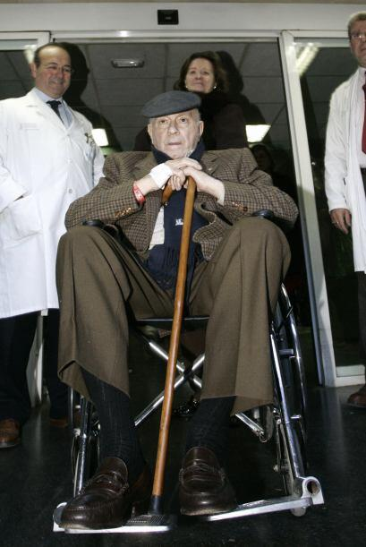 Alfredo Di Stéfano murió a la edad de 88 años, quien fuera presidente de...
