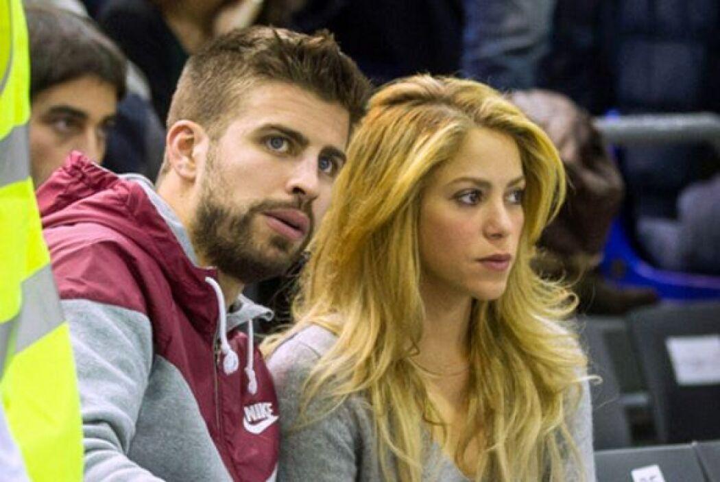 Shakira y Piqué se encuentran en la mira. Se comenta que la pareja podrí...
