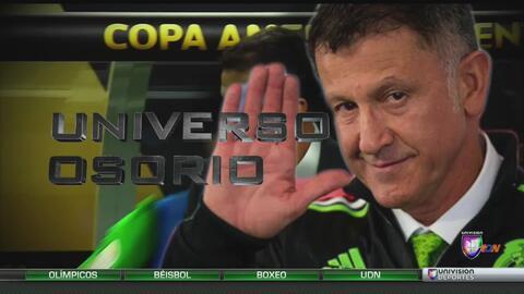 El universo de Juan Carlos Osorio en la Jornada 2 de la Liga MX