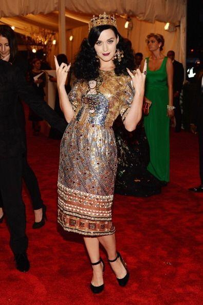 Katy Perry recordó que a los 9 años se integró al m...