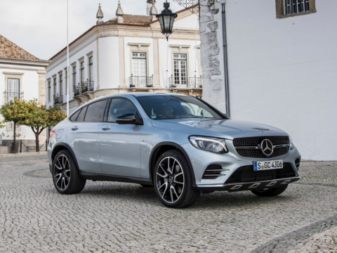 Mercedes-Benz GLC43 AMG 4Matic Coupe 2017