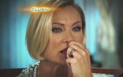 Leticia Calderón se hizo más fuerte al hacerse madre de Luciano