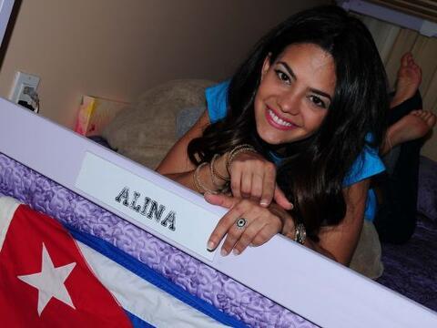 La sensual cubana reveló que su mejor aliado para atraer la suert...