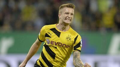 El Dortmund tenía una ventaja de tres goles y terminó ganando 3-2.