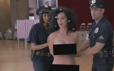 Katy Perry y Madonna se desnudan para apoyar a Hillary Clinton