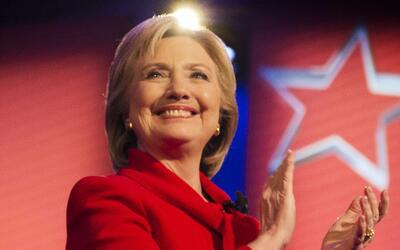 El día de hoy se vivirá una histórica visita: Hillary Clinton en El Gord...