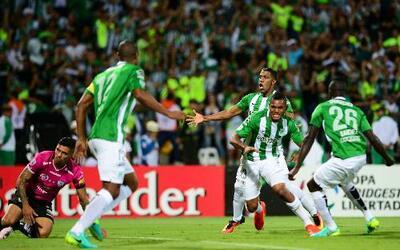 Atlético Nacional, Campeón de la Copa Libertadores