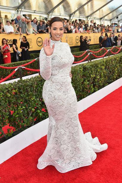 La latina Dascha Polanco, de 'Orange is the New Black'.
