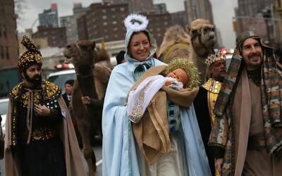 No se pierda el desfile del Día de los Reyes Magos en Manhattan
