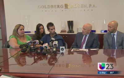 Suspenden a un oficial de policía de Miami-Dade por disparar accidentalm...