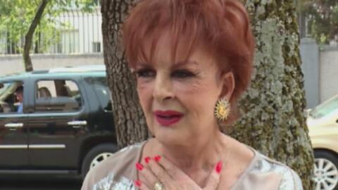 Talina Fernández pide a juez que entregue la herencia a los tres hijos d...