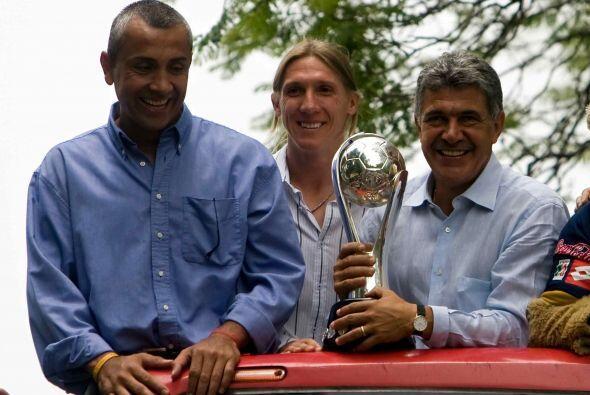 La primera de ellas la perdió ante Atlante en 2007 y en el Clausura 2009...