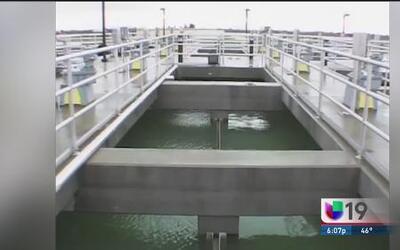 Revisan calidad del agua en Stockton