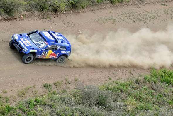 Sainz seldrá a buscar otra victoria en la tercera etapa entre San...