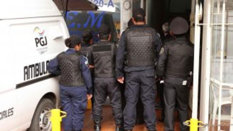 Un hombre murió tras sere baleado en un gimnasio de Ciudad de México.