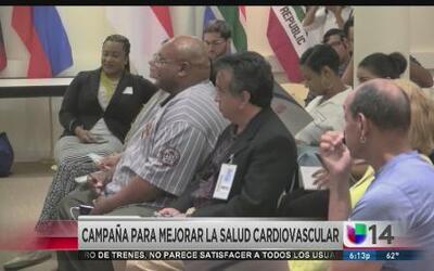 Riesgos cardiacos para la comunidad latina