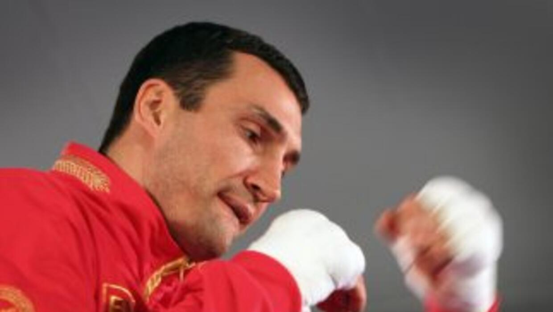Wladimir Klitschko.
