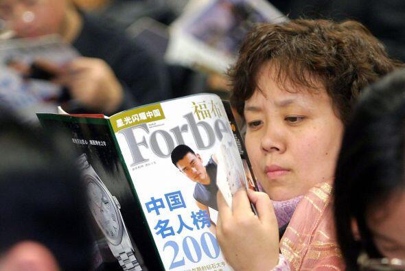 En varias ocasiones encabezó la lista Forbes de celebridades m&aa...