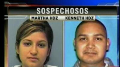 Orgía entre 3 pedía esposo de acusada de asesinar a Chris