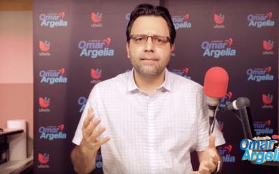 """""""¡Sigan soñando!"""", Omar Velasco le manda un mensaje a los 'Dreamers'"""