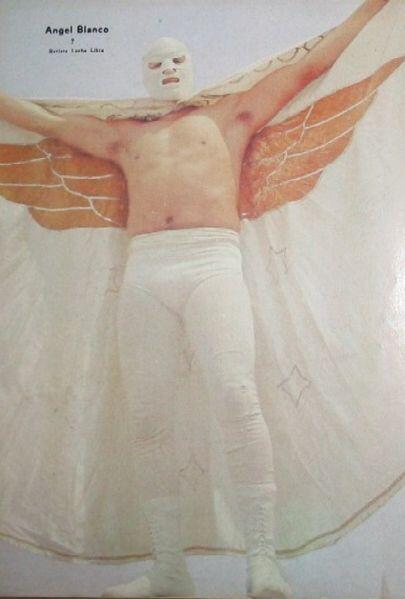 El Ángel Blanco era originario de Jalisco y fue alumno del 'Diabl...