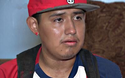 Iván Morales aguarda con esperanza por su nuevo corazón.