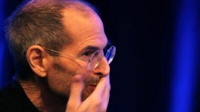 Steve Jobs era calificado como todo un ícono de la tecnología.
