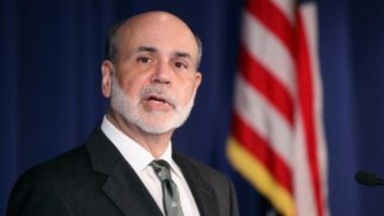 Bernanke sostuvo, no obstante, la relevancia de la política monetaria co...