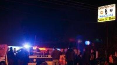 Seis personas fueron asesinadas en un bar en el estado mexicano de Sinal...