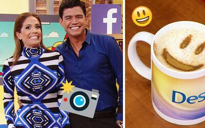 #DAEnUnMinuto: Consejos de Karla y Orlando para la foto perfecta, y el c...