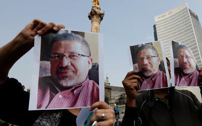 El periodista Javier Valdez dijo días antes de morir que había recibido...
