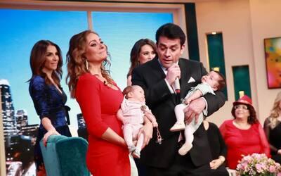 El desafío de criar varios hijos a la vez. Jacky y Elizabeth nos dicen c...