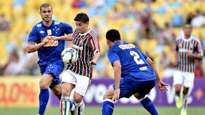 Cruzeiro es líder del brasileirao con 43 unidades.
