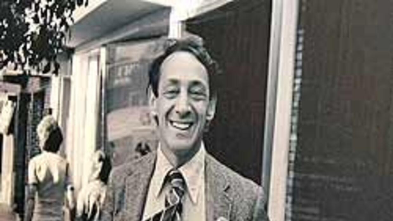Harvey Milk fue el primer concejal homosexual de San Francisco, cargo qu...