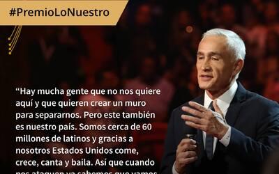 Jorge Ramos, Carlos Vives, J Balvin, Romeo Santos, Prince Royce, Banda M...