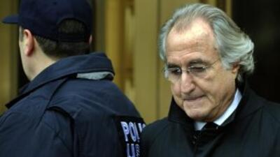El exfinanciero cumple una condena de 150 años de cárcel por mantener un...