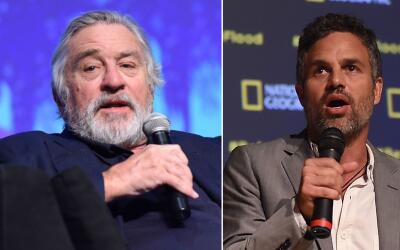 Robert De Niro y Mark Ruffalo