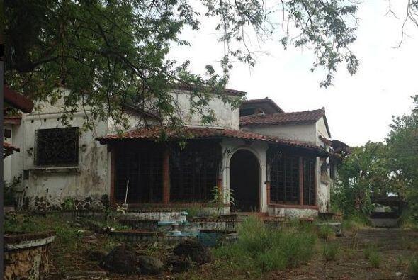 Aquí fue donde vivió el dictador Manuel Antonio Noriega qu...