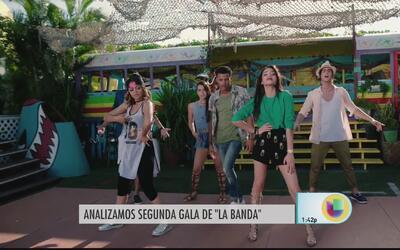 Lo mejor y lo peor del último show de 'mid rounds'en La Banda