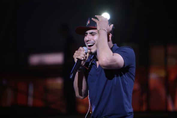 El grupero está muy emocionado de regresar a la música en Premios Juventud.