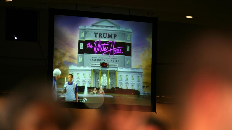 En video: la turbulenta relación de Trump y la cena de corresponsales