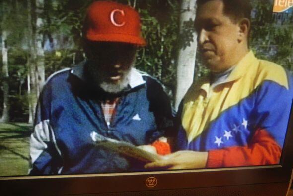 El expresidente de Cuba, Fidel Castro, que cumplió hace unos d&ia...