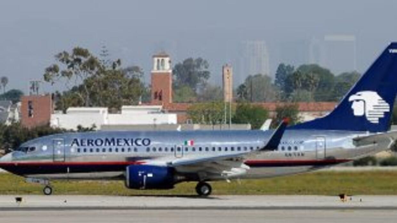 Se conjuró la huelga en Aeroméxico.