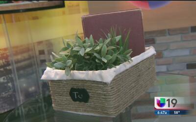 Hazlo tú: caja moderna para decorar cualquier espacio