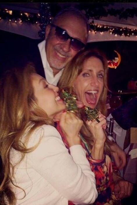 Raúl de Molina, Lili Estefan, Jennifer Lopez, Angelique Boyer y muchos f...