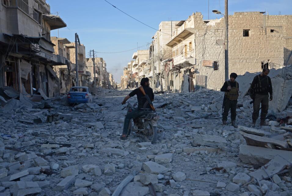 Ha habido sismos que han sacudido ciudades enteras hasta dejarlas en rui...